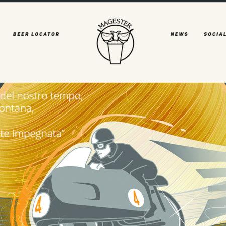 Il nuovo sito di Birra Magester è finalmente online!